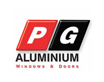 PG Aluminium website designed by Smudge